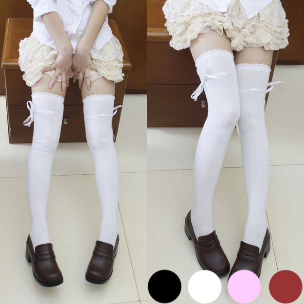 Soft sister lace Cotton Stockings Free shipping