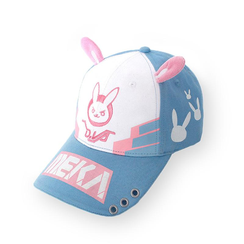 Rabbit Ears Cosplay Baseball Cap