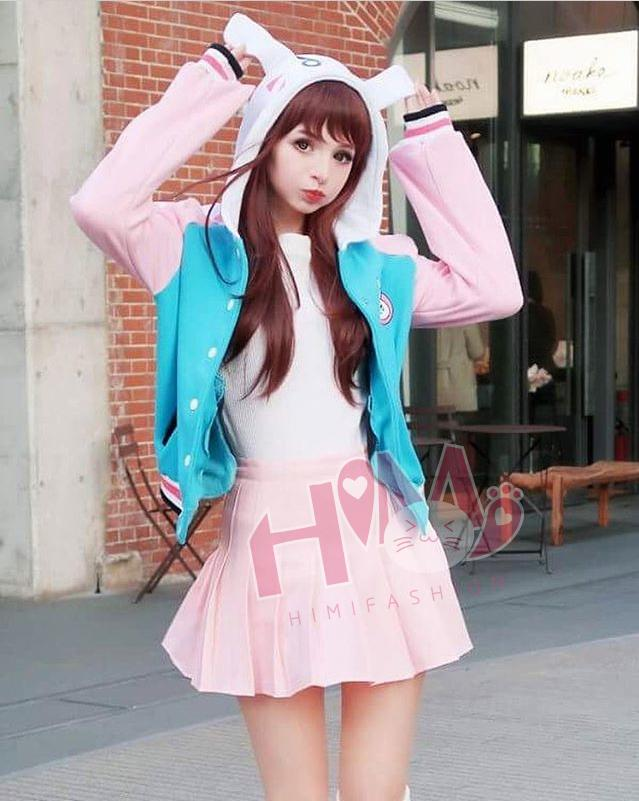 Baseball Hooded Jacket