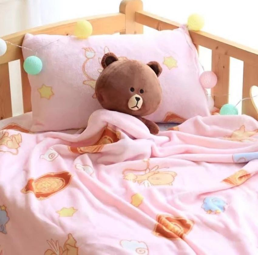 Cardcaptor Sakura Pinky Blanket & Pillow Case